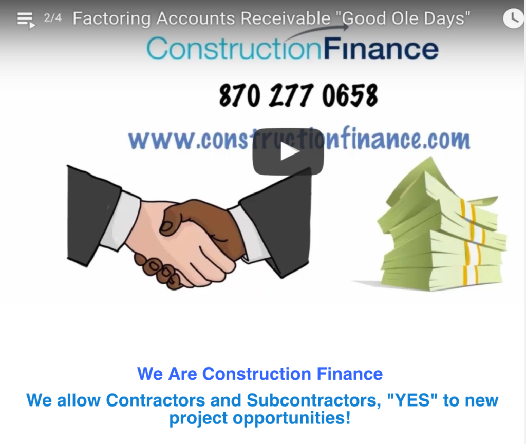 How it Works at Construction Finance