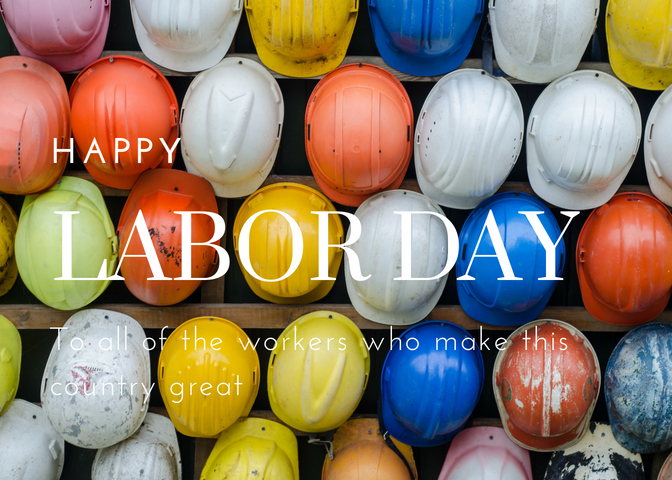 Labor day construction finance