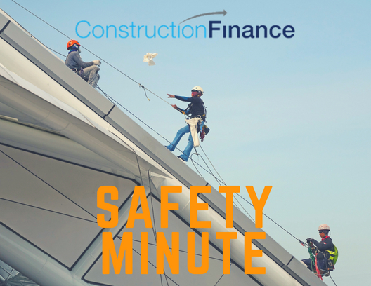 construction finance cold weather safety