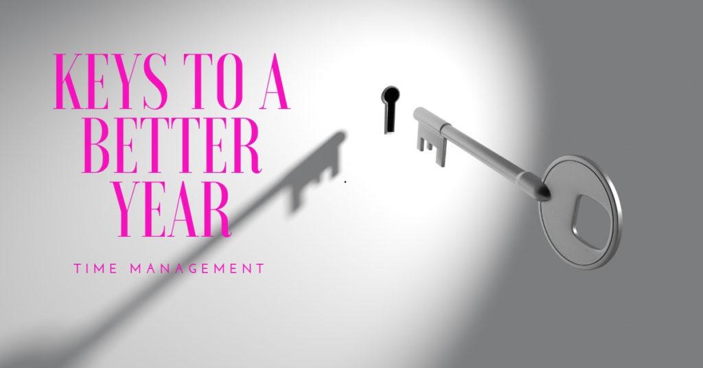 Steps for better time management